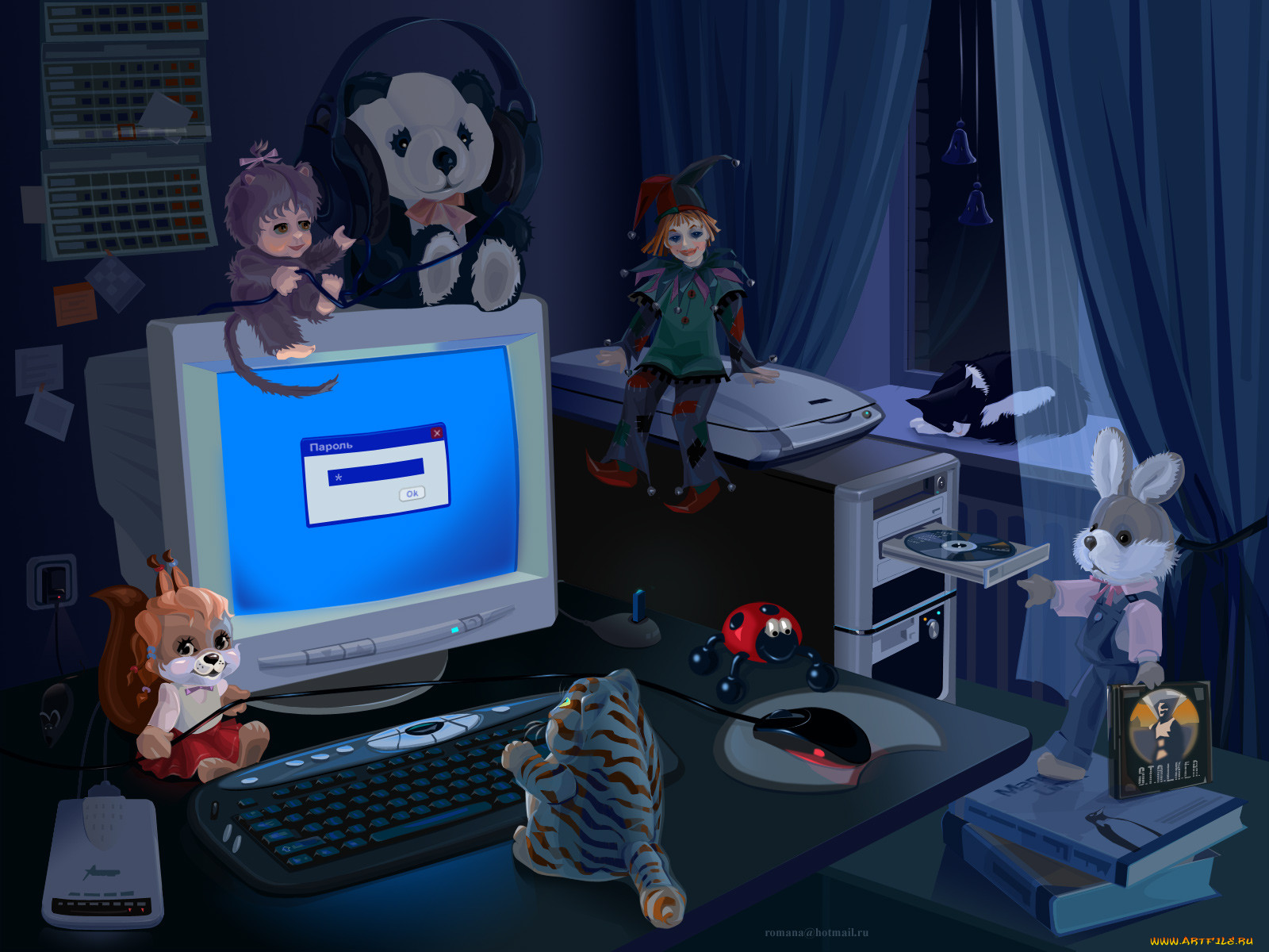 Игра Онлайн Компьютер В Компьютере Без Игру